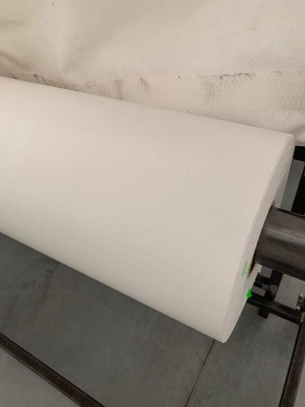 Balta tentinė medžiaga